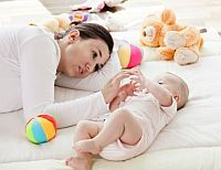 Baby Activities For 4 - 6 Months Old