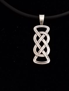 ETERNA Pendant with Chain - Sterling $119-$129 - 16\ Chain - $119