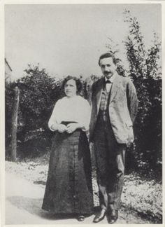Einstein Albert   Einstein Maric Mileva