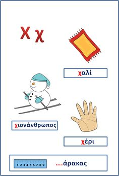 xristina's blog : Ένα μικρό βιβλίο για το αλφάβητο Greek Language, Speech And Language, Greek Alphabet, School Lessons, Learn To Read, Speech Therapy, Special Education, Kids Rugs, Blog