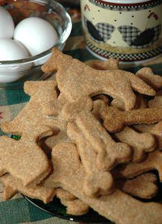 Basic Dog Cookie Recipe Bunny Roo Beagle