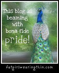 Fat Girl Wearing Thin blog