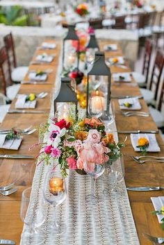 If you have a rustic wedding theme, there are some great ideas for decorations here.  Some DIY projects as well, if you are looking for craft projects to make yourself