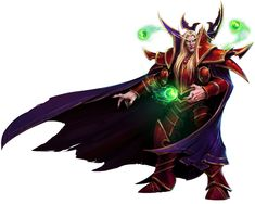 Kael'thas from Heroes of the Storm #illustration #artwork #gaming #videogames