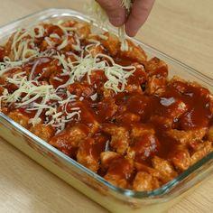 Cook N, Saveur, Diy Food, Carne, Cake Decorating, Good Food, Food And Drink, Low Carb, Tasty