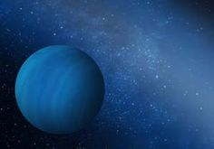 The four gas giant planets in our solar system -- Jupiter, Saturn, Uranus, and Neptune -- may have a long-lost relative. According to a new study, our system was once home to a fifth gas giant that suddenly Alien Planet, Lonely Planet, Outer Space Pictures, Space Images, Rogue Planet, Facts About Earth, Uranus, Planetary System, Gas Giant