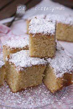 Brownie de coco (TMX) | Recetas de cocina fáciles y sencillas | Bea, recetas y más