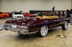 Candy Paint Cars, Donk Cars, Trick Riding, Chevy Muscle Cars, Old School Cars, Custom Paint Jobs, Big Wheel, Custom Wheels, Chevy Impala