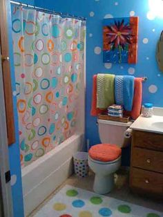 kid bathrooms | 24 Kids Bathroom Designs Collection