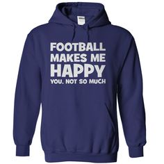 Football Makes Me Happy