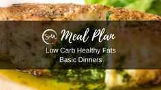 It's Sian here. There has been so much talk lately about the LCHF way of eating (Low Carb Healthy Fat), I thought I would put together a very basic meal plan with some of Low Carb Menus, Low Carb Recipes, Lchf Meal Plan, Low Carb Bun, Twice Cooked Pork, Oven Vegetables, Simple Green Salad, Roast Dinner, Best Keto Diet