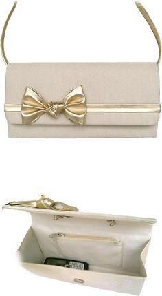 Elegant Silk Small Clutches,US$50.96