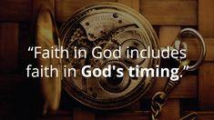 The Gospel of John – Trust God's timing – Live Christ Centered