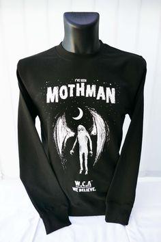 Oh So Grim — Mothman Sweater