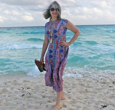 Fabric Mart Fabricistas  Made by a Fabricista  Sewing for Sunny Mexico  Vogue Patterns 396d16d56