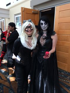 LBCE long beach comic expo 2014 #cosplay #ladydeath  #LBCE  #cosplay #blackcat #costume #jodipayneart #comic #comicconventions #marvel