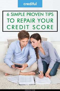 Ready to repair your credit? Check out the latest tips to help you repair your credit scores. Fixing Credit Score, Build Credit, Improve Your Credit Score, Credit Check, Best Travel Credit Cards, Business Credit Cards, Credit Repair Companies, Rebuilding Credit, Paying Off Credit Cards
