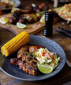 Karibisk coleslaw - Zeinas Kitchen Cole Slaw, Jerk Chicken, Food And Drink, Mango, Vegetables, Kitchen, Ramadan, Coleslaw, Manga