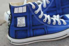 TARDIS Converse Shoes Doctor Who by ShoevianDesigns on EtsyCCCCCCCCCCCCCCCCCCHHHHHHHHHHHHHHHHHHHHEEEEEEEEEEEESSSSSSSSSSSSSSs