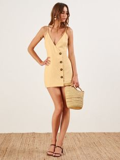 The Cayman Dress