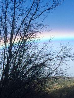 Arc de Sant Martí/ rainbow / arcoiris  Baix Camp