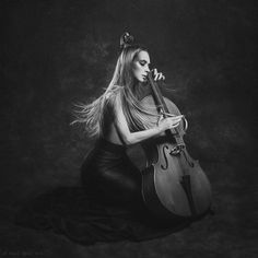 Strings by Paul Apal'kin on 500px
