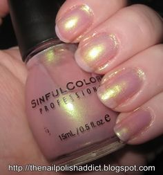 Sinful Colors~ you just wait