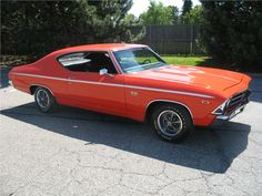 70s Muscle Cars, American Muscle Cars, My Dream Car, Dream Cars, 1969 Chevy Chevelle, Hot Rides, Amazing Cars, Classic Cars, Bow Ties