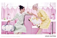Louis Vuitton Candy Sweet Spring 2012 Full Campaign