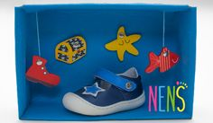 NENS Childrens shoes SS17 Lovely, boys quality leather sandals