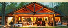 North Georgia Weddings: Brasstown Valley Resort Young Harris Blue Ridge Mountains GA near Atlanta area luxury resorts hotels receptions ballrooms suites banquets halls ceremony ceremonies catering romantic packages outdoors open-air venues facilities facility planning specialists cabins lodges pavilions