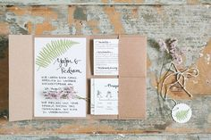 Handgemachte Einladungskarten Wedding Cards, Diy Wedding, Dream Wedding, Handmade Stationary, Diy Inspiration, Wedding Invitation Design, Stationery Design, Paper Goods, Save The Date