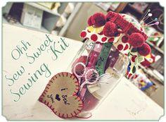 Sew Sweet Sewing Kit