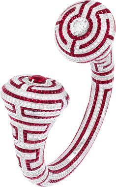 63 Super Ideas For Art Deco Jewelry Bracelet Van Cleef Arpels Art Deco Jewelry, High Jewelry, Jewelry Box, Jewelry Bracelets, Jewelry Design, Bangles, Silver Bracelets, Van Cleef Arpels, Van Cleef And Arpels Jewelry