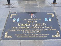 dungiven kevin lynch | ... Plaque to Volunteer Kevin Lynch in Dungiven | Flickr - Photo Sharing