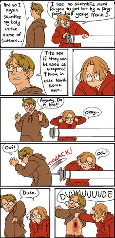 Hetalia Comic- America and Canada. Hetalia America, Hetalia Funny, Animes On, Hetalia Axis Powers, America And Canada, Kaichou Wa Maid Sama, You Draw, Nerdy, Funny Memes