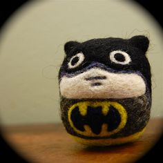 Batman Egg by asherjasper, via Flickr