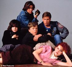 The Breakfast Club like the best movie ever...