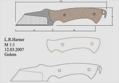 facón chico: Moldes de Cuchillos Diy Knife, Knife Art, Knife Drawing, Knife Template, Knife Patterns, Homemade Weapons, Weapon Concept Art, Cool Knives, Custom Knives