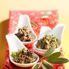 Tapenade d'olives au thon