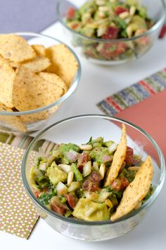 Asian Fusion Guacamole - Omnivore's Cookbook