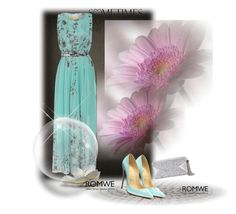 """""""Untitled #3"""" by suljohadzic ❤ liked on Polyvore featuring BCBGMAXAZRIA and romwe"""