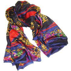 chal de seda,fular (foulard) de seda, fular reversible,fular de seda JULUNGGUL http://www.julunggul.com/fulares-y-chales-de-seda-primavera-verano-2014/608-fular-de-seda-y-viscosa-xl-reversible-012345678912.html