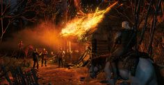 As previously promised, CD Projekt RED is putting together a game of the year edition for The Witcher 3 -- a title that, for many people, genuinely was the best of the best last year -- and it's coming soon. Starting on August you'll b. The Witcher 3 Pc, Witcher 3 Wild Hunt, Lara Croft, Fallout, Witcher 3 Geralt, Witcher Art, Animal Crossing, Pirate Island, Hunt Games