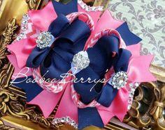 my little pony hair bow rainbow dash pinkypie by BoobooBerrys
