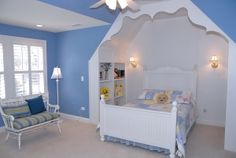 Precious details for little princesses - Siena Custom Builders