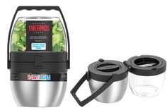 26. Thermos Dual Compartment Food Jar from The Top 26 Best Food Storage Containers