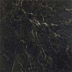"80 pcs 12/"" X 12/"" Dark Slate Stone Marbre Self Stick Sol Vinyle Carreaux"