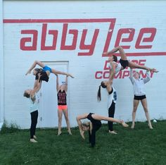 Club Dance and Dance Precisions slaying it at ALDC Booty Camp