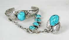 Native American Slave Bracelet | bst480-wb-slave-turq-1.jpg